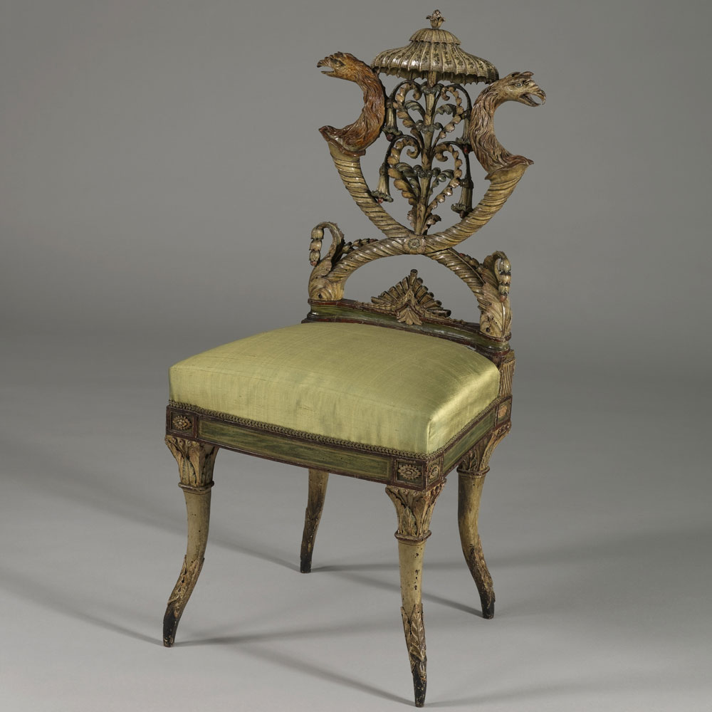 Image of A Pergolesi Side Chair