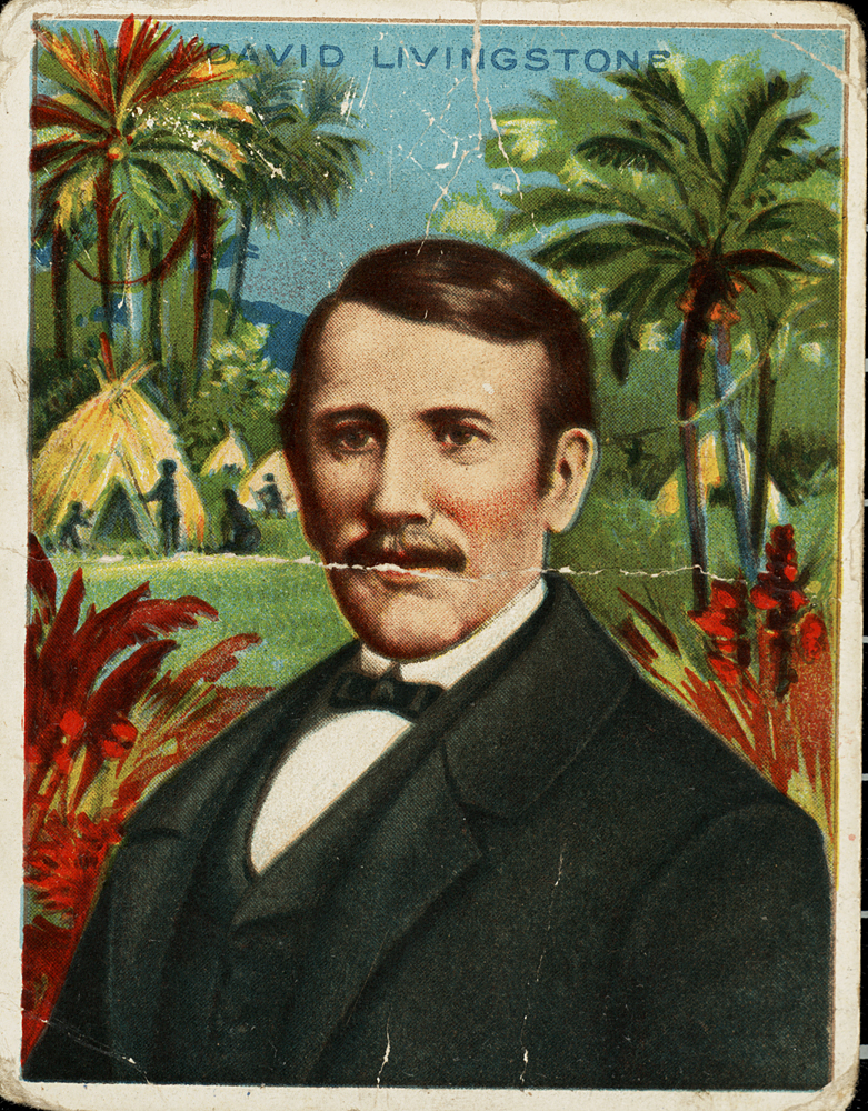 Image of Who Was David Livingstone