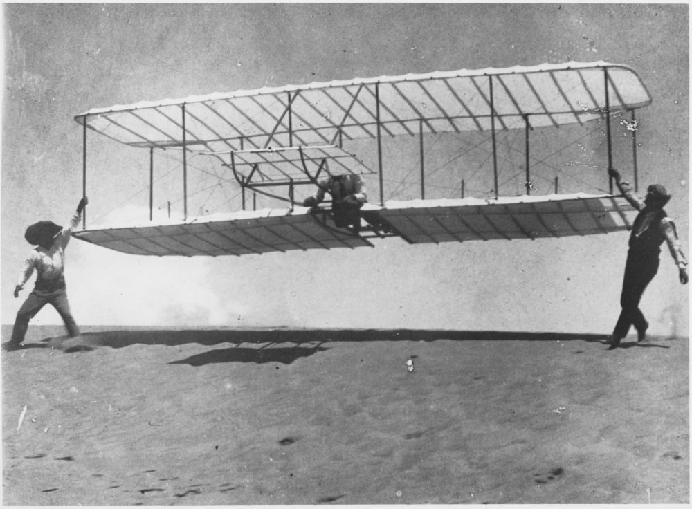 Image of 1903 Wright Flyer - Overview