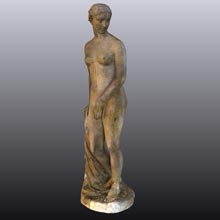 Image of Greek Slave plaster cast