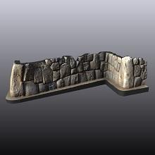 Image of Saqsaywaman Wall Segment