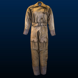 Image of Amelia Earhart's Flight Suit